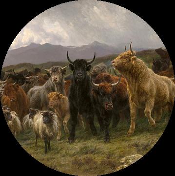 Highland Raid, Rosa Bonheur