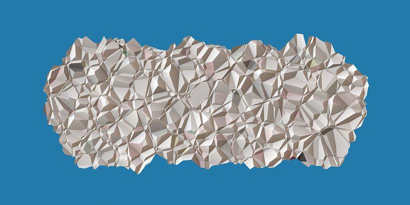 Polygon N.4 van Oliver P_Art