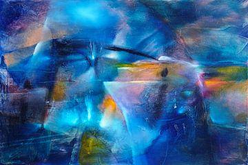 Winternacht van Annette Schmucker