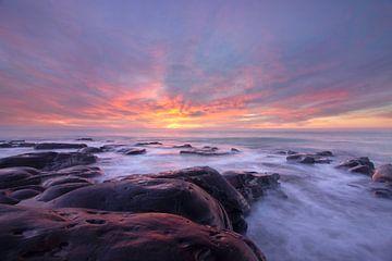 Zonsondergang Opaalkust von Christian Tanghe