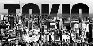 Tokio Tower von Bass Artist