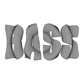Bass 3D van Jörg Hausmann