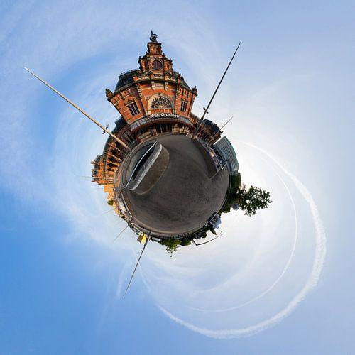 Planet Hoofdstation Groningen