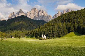Val di Funes - Dolomiten von Gerard Van Delft