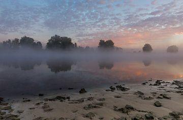 Maas Strandje  von Boris de Weijer