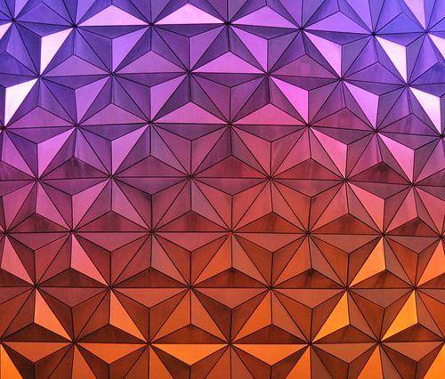 Abstract Stijl Driehoeken Combinatie