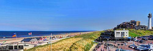Egmond aan Zee Strand Vuurtoren