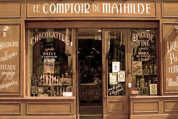 Frans winkeltje van Inge Hogenbijl