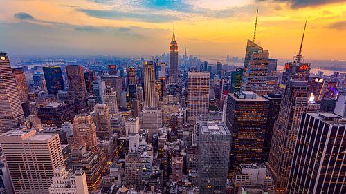 New York City von Roy Poots