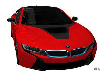 BMW i8 von aRi F. Huber