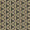 Geometrisch blokpatroon met dieptewerking van Rietje Bulthuis thumbnail