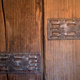 houten bank sur joas wilzing