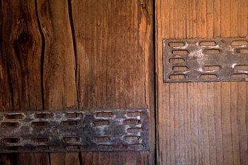 houten bank van joas wilzing