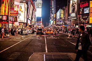 New York Street Life von Tom Roeleveld