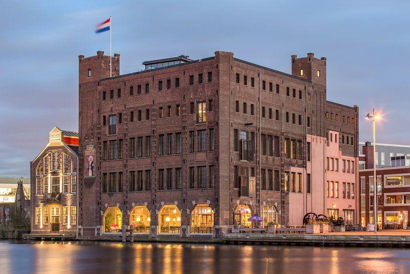 Droste fabriek, Haarlem van Reinier Snijders