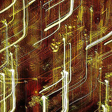 gouden kerst van CreaBrig Fotografie