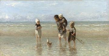 Kinderen der Zee, Jozef Israëls van Rebel Ontwerp