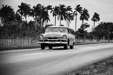 Streets of Cuba von Yvonne van Zuiden