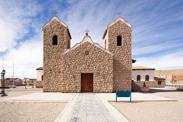 Woestijn Kerk van Merijn Geurts