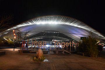 station Liëge Guillemins
