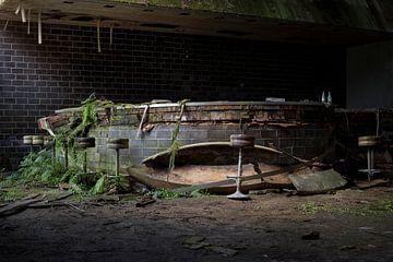 bar abandonné sur Kristof Ven