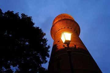 Watertoren aan de Lauwerhof in Utrecht (3) von Donker Utrecht