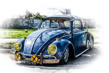 VW Käfer Bus von Ronald De Neve