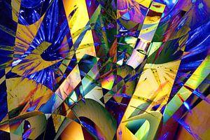 Farbmagie und Geometrie