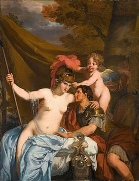 Odysseus in Calypso, Gerard de Lairesse.