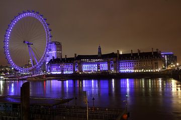 London Eye van Joost Hinderdael