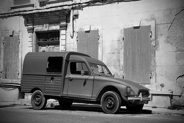 Citroën Dyane 400 van Ton van Buuren