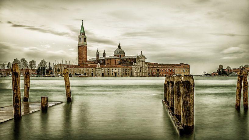 Venetie - San Giorgio Maggiore van Teun Ruijters