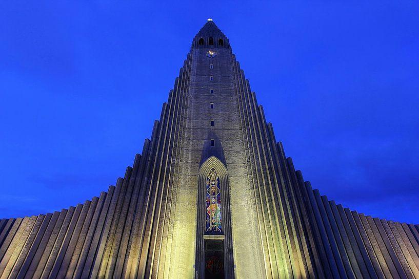 Hallgrímskirkja Reykjavík von Patrick Lohmüller