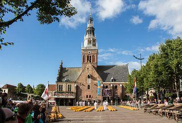 De Waagplein... van Bert - Photostreamkatwijk