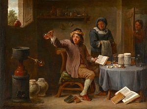 Die Konsultation, David Teniers II