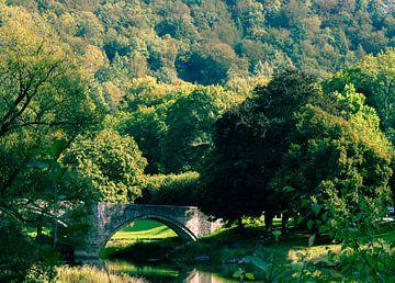 Brug van bouillon / bridge / pont van melissa demeunier