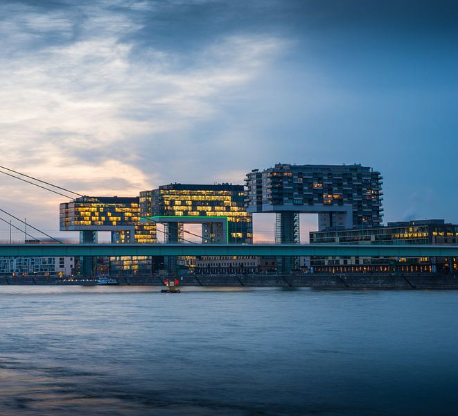 Rheinauhafen Köln van davis davis