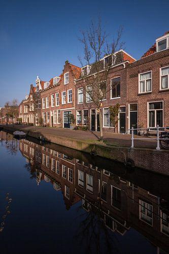 Leiden - Kanal  von