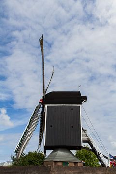Molen de Put, Leiden