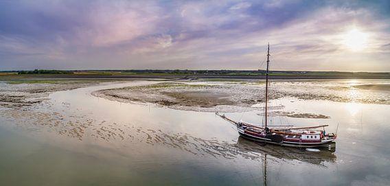 Haven van Sil & Neerlandia - Texel van Texel360Fotografie Richard Heerschap