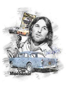 Dennis Wilson as the Mechanic