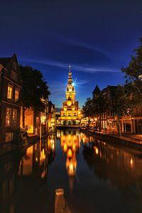 Waagtoren Alkmaar van
