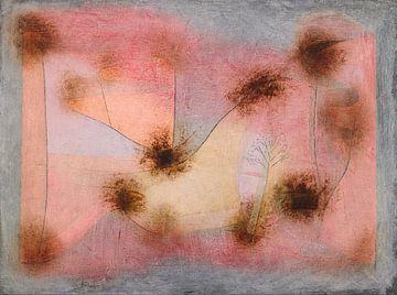 Paul Klee. Harige planeten