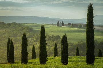 Het Toscaanse Landschap von Edwin Mooijaart