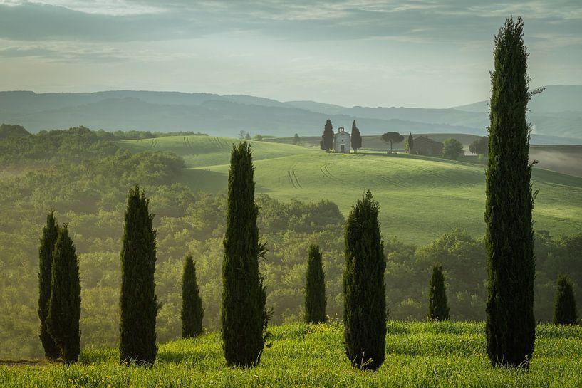 Het Toscaanse Landschap van Edwin Mooijaart