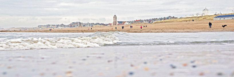 Strand van Katwijk van Dirk van Egmond