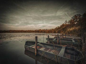 Boote auf dem See von urbex5688