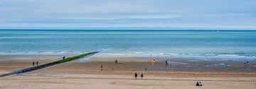 Middelkerke beach van Ronald De Neve