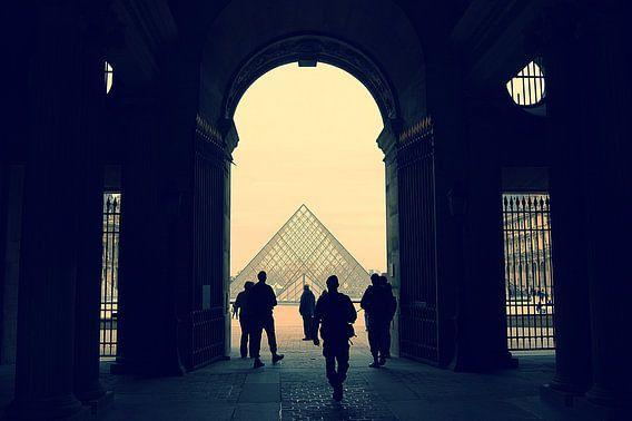 Louvre, Parijs