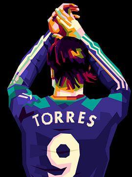 Fernando Torres wpap von miru arts